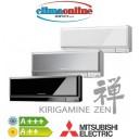 MONOSPLIT MSZ-EF35VE3 (Bianco/nero/argento) 12.000 btu INVERTER CLASSE A+++/A++