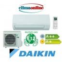 DAIKIN FTXF25A SENSIRA  INVERTER 9000 BTU CLASSE A++/A+