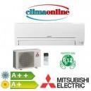 MITSUBISHI LINEA SMART MSZ-HR 50 18000 BTU GAS R32 Classe A++/A+