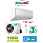 MIDEA XTREME INVERTER 12000 BTU CLASSE A+++/A++ WI-FI INTEGRATO