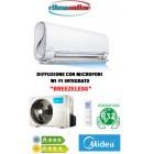 MIDEA BREEZELESS INVERTER 9000 BTU CLASSE A+++/A+++ WI-FI INTEGRATO